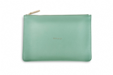 Katie Loxton OOH LA LA Perfect Pouch Clutch Bag - Mint Green